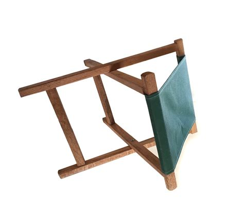 Folding Stool Outdoor by Vintage C Stool Plein Air Artist Stool Outdoor Folding