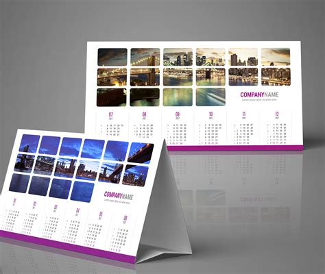 tent desk calendar 2018 2018 desk yearly tent calendar template kb60 w1 desktop