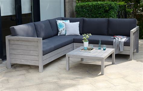 sofa garden garden sofa set the lodge garden sofa set made from solid