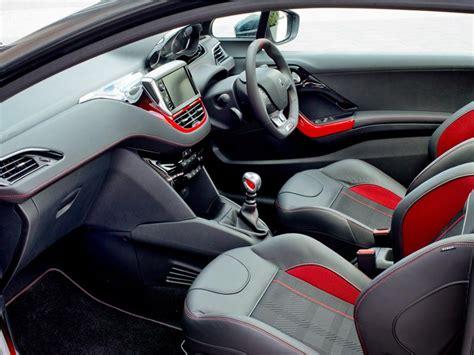 peugeot 208 gti inside the hatch remastered peugeot 208 gti petrolblog