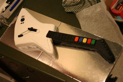 tutorial guitar hero guitar hero cake tutorial anthony jaden pinterest