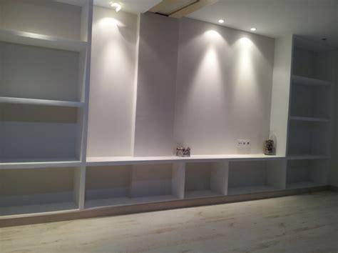 foto mueble de salon de pladur de consrees  habitissimo