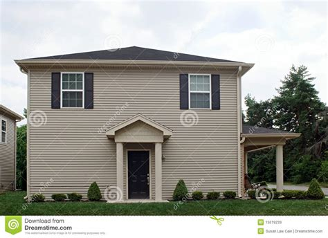 who house square house with stoop stock image image of culture