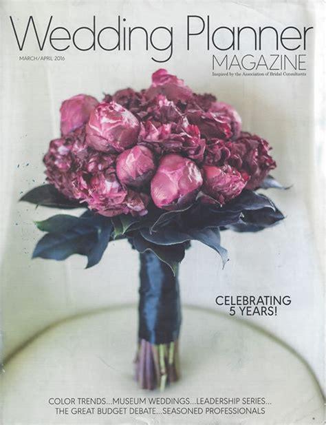 Wedding Planner Magazine by Wedding Planner Magazine Book Reading Notice Idoplan