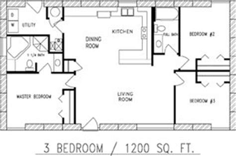 100 Floors Free 58 by Cottage Floor Plans 1200 Square Bale Home Plans