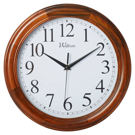 andover wall clock awesome solid wood wall clock 143 solid wood wall clock
