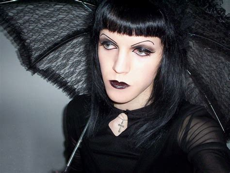 elegant goth hairstyles 25 stylish gothic haircut ideas designs hairstyles