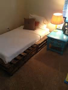 Kids Platform Bed Plans - pallet addicted 30 bed frames made of recycled pallets