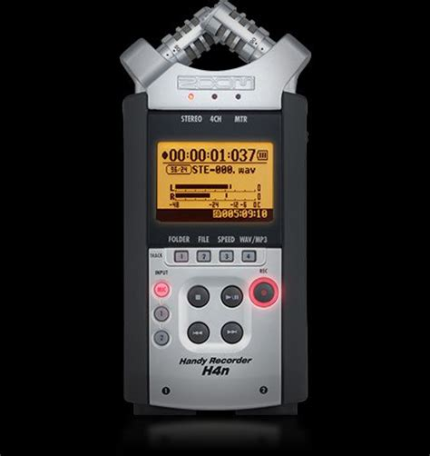 Zoom H4nsp Recorder h4nsp handy recorder zoom