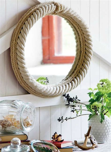 Decorative Nautical Rope by 17 Of 2017 S Best Rope Mirror Ideas On