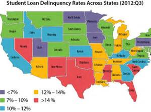 state student loan delinquencies business insider