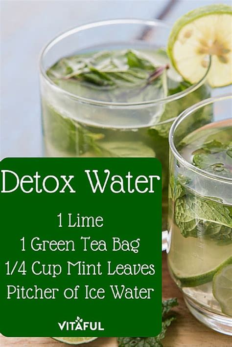 Detox Water For 25 best best way to detox ideas on best