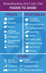 the anti colic diet foods to avoid to help combat infant colic prenate pregnancy
