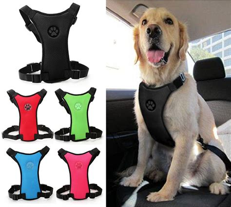 car seats for medium dogs soft mesh car seat harness safety vehicle