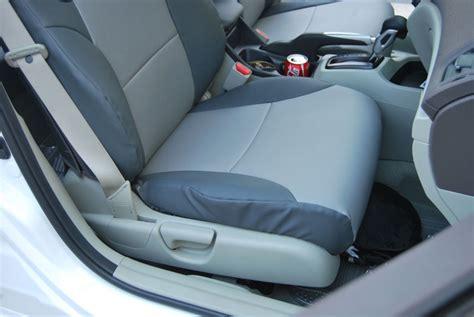 honda civic seat covers honda civic sedan 2012 iggee s leather custom fit seat