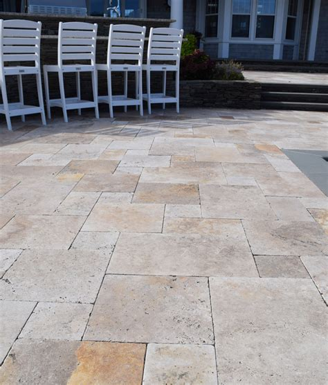 travertine patio pavers wholesale travertine pavers pa ny ri nj snstone