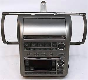 2003 Infiniti G35 Radio 2003 2004 Infiniti G35 Factory 6 Disc Cd Changer