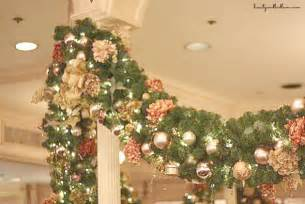 Garland For Banister Creative Christmas Garland Ideas