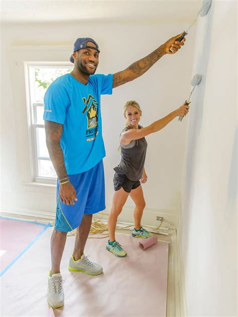 renovation addict before and afters of a home renovation done by lebron