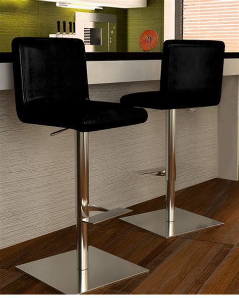 Contemporary Bar Stools Swivel by Top 7 Adjustable Bar Stools Furniture