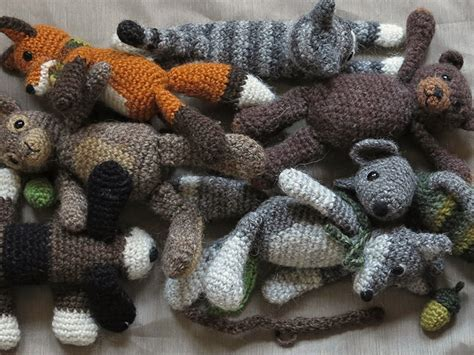Pattern Crochet Animal | crochet animals son s popkes