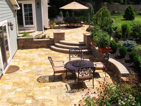 Leveling A Patio by Get Inspired By Multi Level Patios