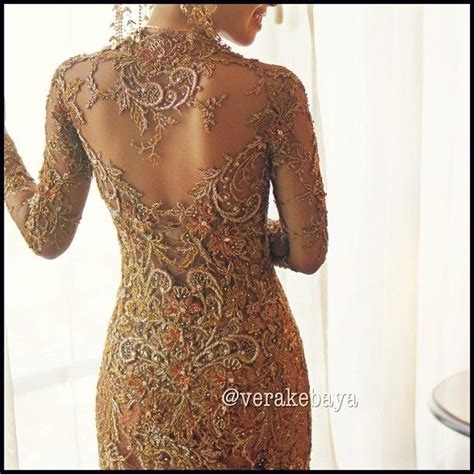 Mini Dress Lengan Pendek Efd Brocade vera kebaya vera kebaya instagram wedding