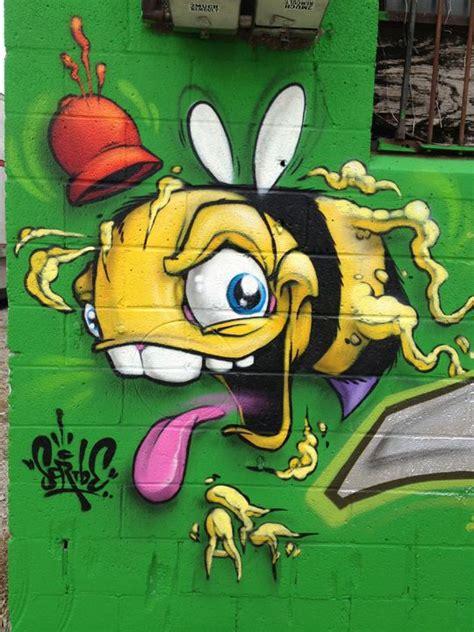 scribe murals street art urban art graffiti street art