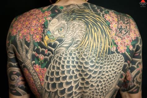 artist tattoo horimyo traditional japanese tebori artist