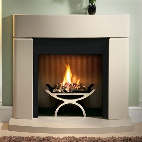 Jura Fireplaces by Gallery Clifton Jura Fireplace With Optional Pulse