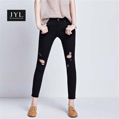 ripped black jeans womens bod jeans womens black stretch skinny jeans bbg clothing