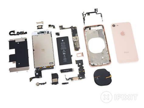 iphone 8の分解 ifixit