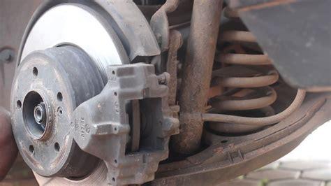 mercedes benz  brake pads youtube