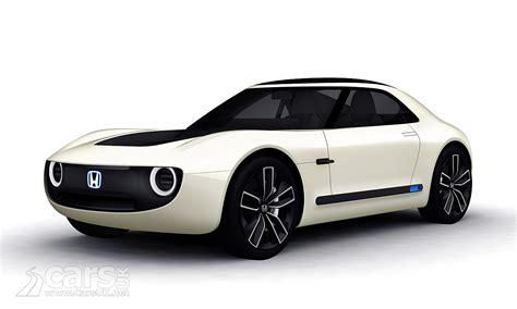 honda electric car uk honda sports ev revealed at the tokyo motor show cars uk