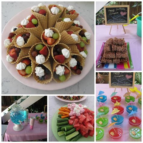 party tips kids pool party menu home party ideas