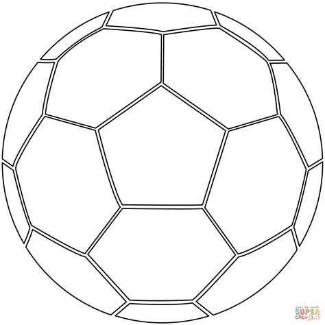 printable coloring pages soccer soccer ball coloring page free printable coloring pages