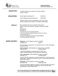 Resume Letterhead Exles by Resume Letterhead