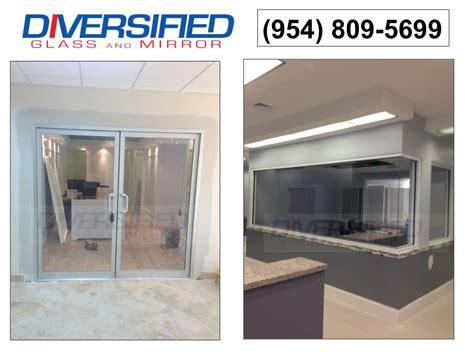 glass door installation window glass repair in pompano fl diversified