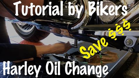 Harley Davidson Change by How To Change On A Harley Harley Davidson Motorcycle
