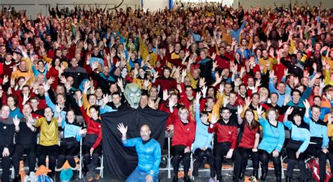 trek fan uk trek fans costume record treknews