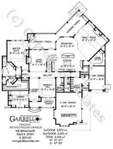 Railroad House Plans benavante house plan 07091 1st floor plan craftsman house plans