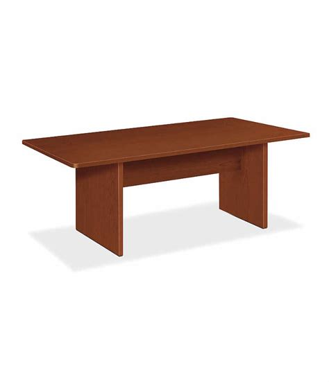 Hon Conference Table Bl Series Laminate Conference Table Hblc72r Hon Office Furniture