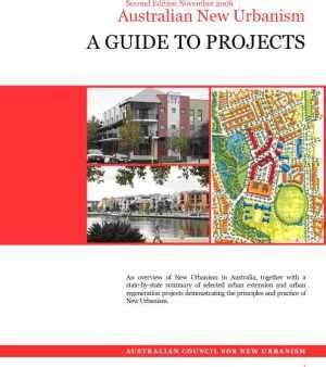 new urbanism paperback australian projects book 2006 australian council for new