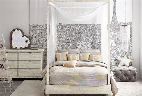 restoration hardware bedroom ideas girls bedroom 3 via restoration hardware