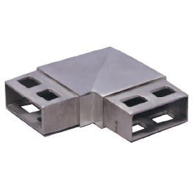 Engsel Panel Ss 50mm offset 50mm x 25mm 90 degree joiner ss316