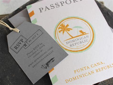 destination wedding invitations punta cana inviting guests to your destination wedding