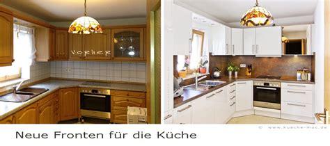 Alte Küche Neue Fronten by K 252 Che Neue Fronten Dockarm