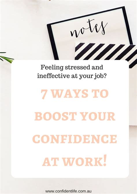 7 Ways To Improve Your Confidence by 145981 Best Thriving Biz Images On Business