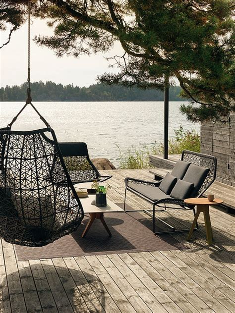Hanging Patio Chairs by Patio Hanging Chairs 25 Most Comfortable Designs