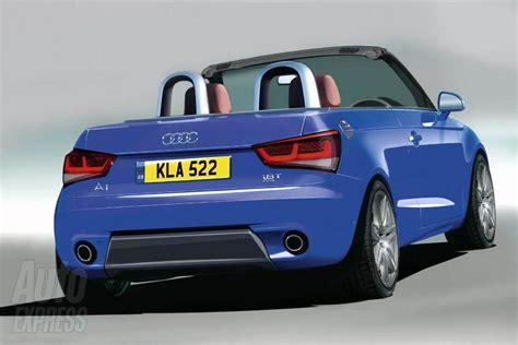 Audi A1 Cabrio Preis by Future Audi A1 Cabriolet Tombeuse De Mini